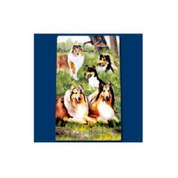 Ruth Maystead Best Friends Rollerball Pen - Rough Collie